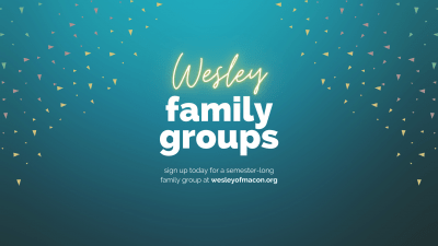 Family Group Signup
