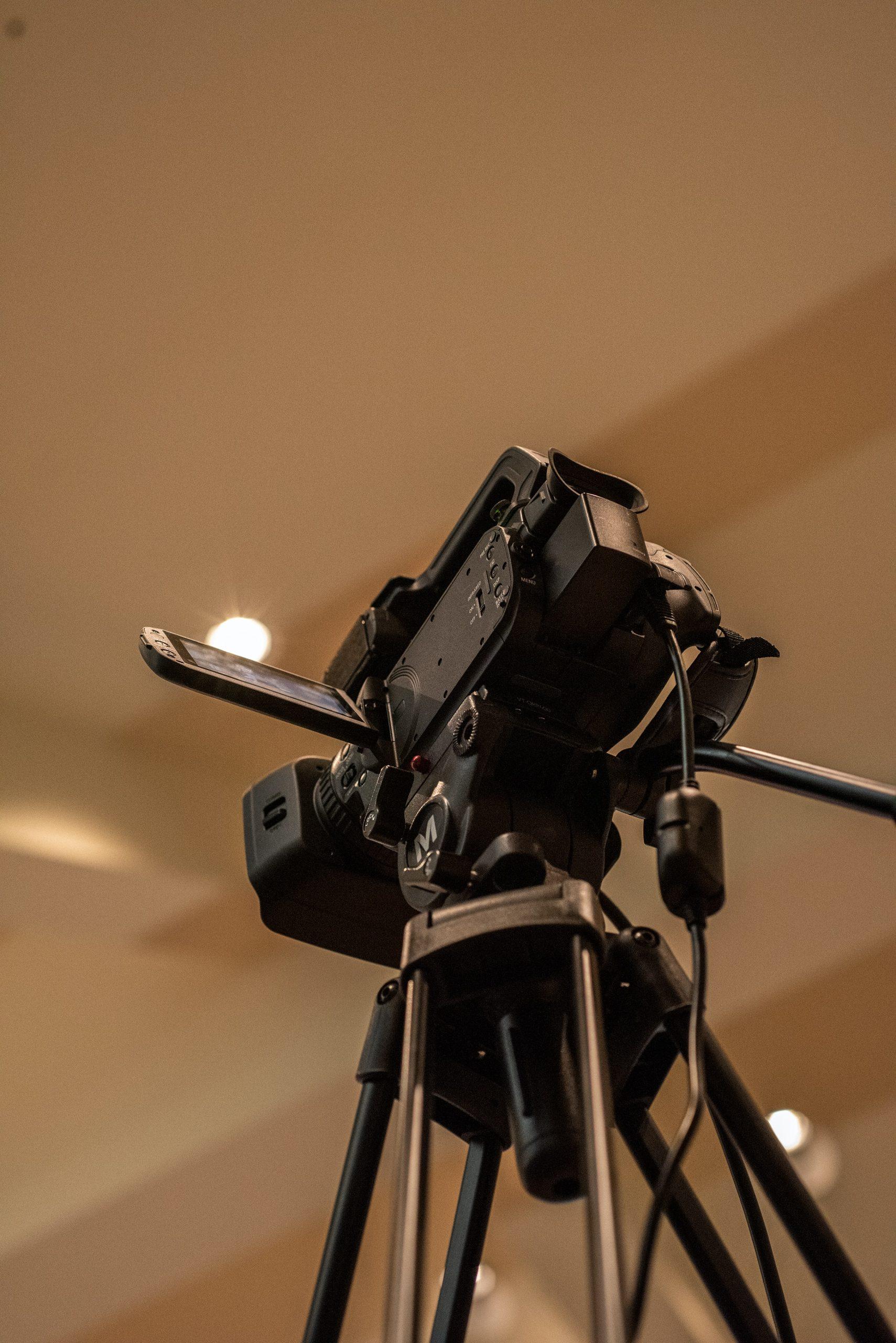Camera & Livestream Volunteer